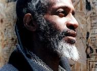 A beautiful profile of a black man | Face | New York Murales