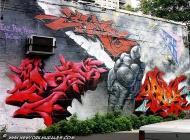 Another monster | Monster | New York Murales