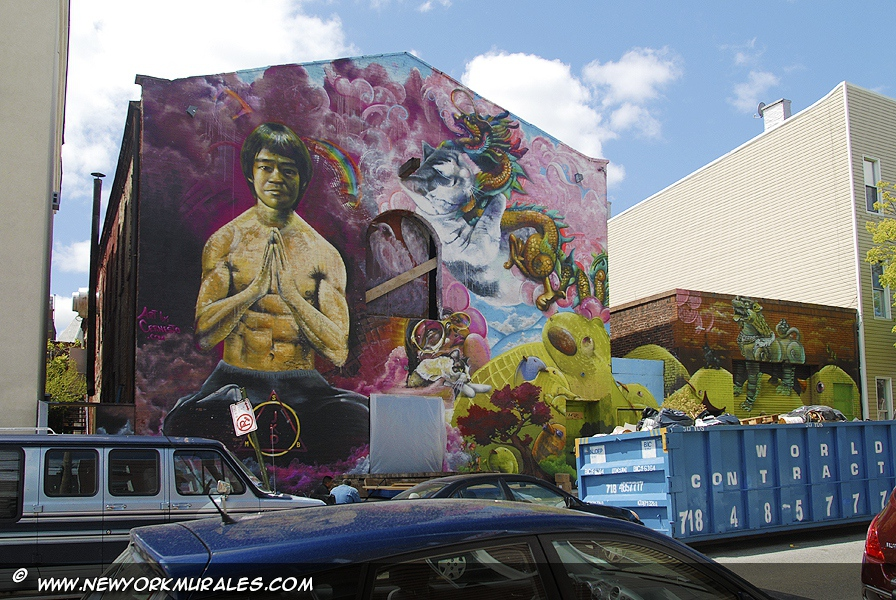 Bruce Lee or Jackie Chan?