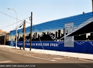 I love New York more than ever.In memory of 11/9 | Wall in memory of 11/9 | New York Murales