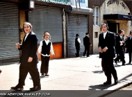Orthodox children | Orthodox children | New York Murales