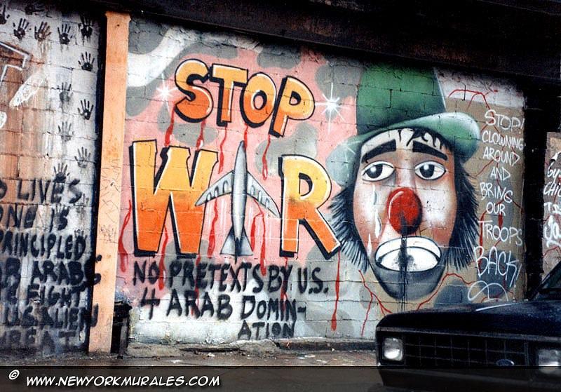 戦争を止める