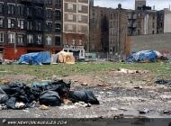 Lower East Side homeless   Homeless   New York Murales