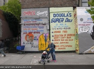 Advertisings in Lower East Side  | Advertisings | New York Murales