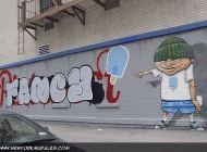 Fancy an ice-crem? | Fancy | New York Murales