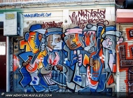 Murales in Lower East Side | Village Voice | New York Murales