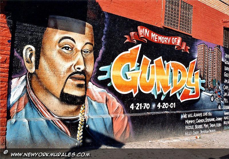 Гунди