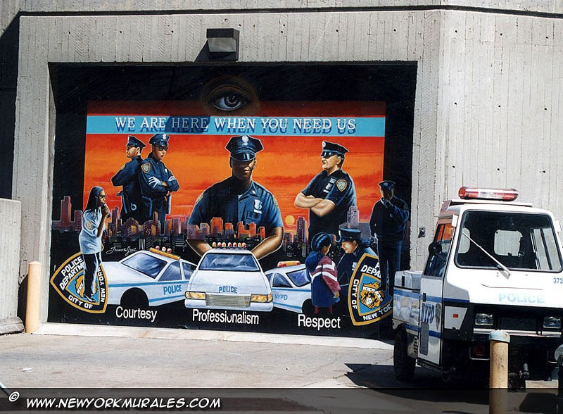شرطة نيويورك