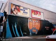 Murales in Harlem in memory of Mumia Abu-Jamal | Mumia Abu-Jamal | New York Murales