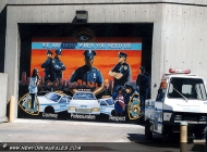 Murales in Harlem nypd | NYPD | New York Murales