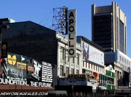 The Apollo Theatre  | The Apollo Theatre | New York Murales