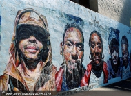 Murales in Harlem | Go to school | New York Murales