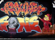 Beware of this murale | Long Island | 5 Pointz | New York Murales