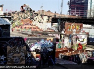 Rooftops in 5 Pointz | Long Island | 5 Pointz | New York Murales