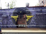 A never satisfied owl | Long Island | 5 Pointz | New York Murales