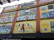 Paintings on the walls | Long Island | 5 Pointz | New York Murales