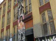 Amy Winehouse R.I.P., skulls and a boy | Long Island | 5 Pointz | New York Murales