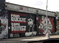 From Queens come Kingz (01.21.65 - 10.30.02) | Long Island | 5 Pointz | New York Murales