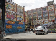 Tags and writtens on the walls | Long Island | 5 Pointz | New York Murales