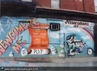 A newcome dead list | Newcomers | New York Murales