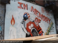 In memory of Raham | Raham | New York Murales
