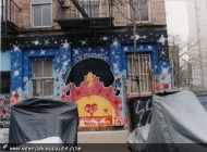 Stars to remember someone | In memory of... | New York Murales