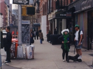 Soho | People | New York Murales