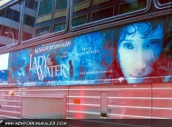 Advertising for the movie Lady in the water | Lady in the water  | New York Murales