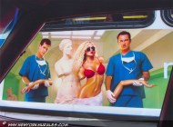 Advertising for the TV movie Nip & Tuck | Nip & Tuck | New York Murales
