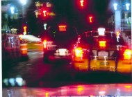 A rainy day in Manhattan | Rainy day | New York Murales