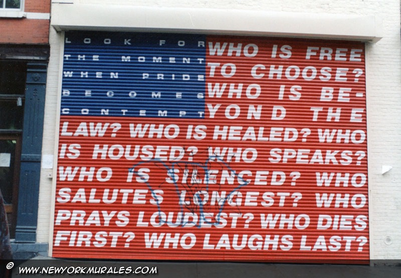 amerikanske flag