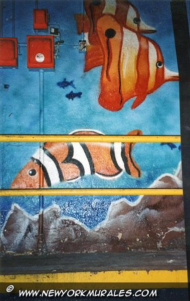 Ўнутры рыбнага рынку